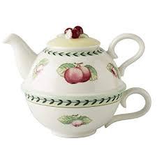 villeroy boch french garden charm tea