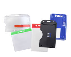 custom and shielded badge holders