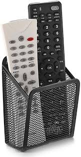 wall mount metal tv remote control
