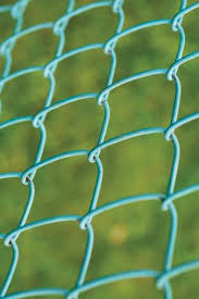 How To Install Hog Rings In A Chain Link Fence Chain Link Fence Chain Fence Easy Fence