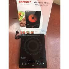 Bếp Hồng Ngoại Sanaky SNK-IHC20A (Tặng kèm vỷ nướng )