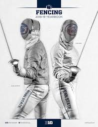 Penn State Fencing 2018 19 Yearbook By Penn State Athletics Issuu