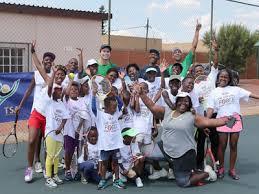 NEWS KIA SOUTH AFRICA DAVIS CUP TEAM VISIT SOSHANGUVE TENNIS ...