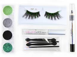 glamorous witch makeup kit