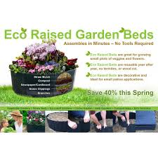 eco raised garden beds ecobed the