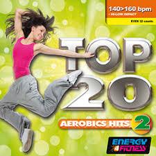 top 20 aerobics 2 cds