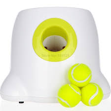 Automatic Tennis Ball Launcher – IRGARDEN