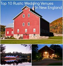 rustic wedding venues in new england