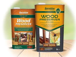 Barrettine Wood Preserver Barrettine Products