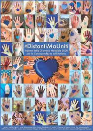 Un cuore blu per la Giornata Mondiale per la Consapevolezza sull ...
