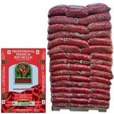 red mulch margo garden s
