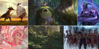 6 Artists to Follow at Adobe MAX 2020