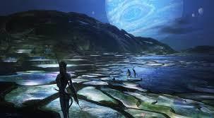 El arte conceptual de 'Avatar 2' muestra nuevos rincones de Pandora