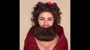 the greatest showman bearded lady