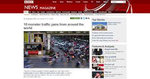 panithan-view: กรุงเทพฯรถติดที่สุดในโลก? BBC ไม่ได้มั่ว (อ้าว แล้วใครมั่ว)