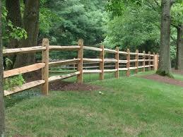Split Rail Fence Exterior Farmhouse With Addition Arbors And Trellises