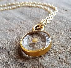 mustard seed necklace religious faith