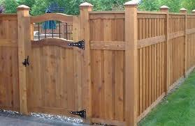 Backyard Fencing Ideas Landscaping Network Privacy Fence Designs Fence Design Backyard Fences