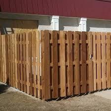 Cedar Wood Fence Thomas Fence