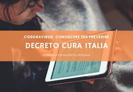 Decreto Cura Italia pubblicato in gazzetta ufficiale