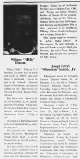 """William """"Billy"""" Dixon obituary - Newspapers.com"""