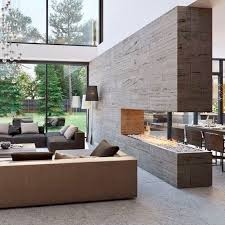 floor lamps glazed walls brown sofa