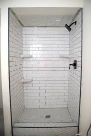 how to tile a basement shower the
