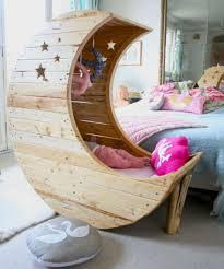 12 best diy moon shaped baby crib ideas