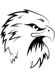 Eagle Head 2 Vinyl Decal With Images Eagle Drawing Wood Burning Art Eagle
