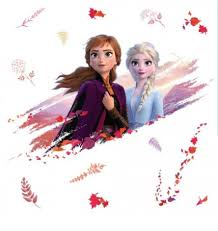 Frozen Ii Elsa And Anna Peel And Stick Giant Wall Decals Rmk4076gm York Decals Wallpaper Warehouse
