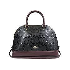 patent leather coach bag com