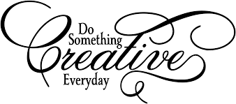 Do Something Creative Everyday Motivational Wall Quote Inspiring Wall Decal Letters For Walls Office Classroom Teacher Vinyl Wall Lettering M122 Vinyl Wall Expressions