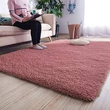 Amazon Com Noahas Luxury Fluffy Rugs Ultra Soft Shag Rug For Bedroom Living Room Kids Room Child And Girls Shaggy Furry Floor Carpet Nursery Rugs Modern Indoor Home Decorative 4 Ft X 5 3