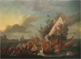 7 ottobre 1571: la Battaglia di Lepanto – Mariella Cortés