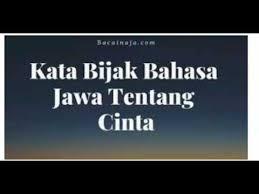 quotes bahasa jawa story wa