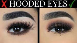 easy smokey eye for hooded eyes you