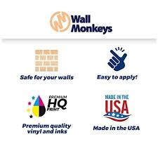 Wallmonkeys Great White Shark Jaws Wall Decal Peel And Stick Graphic Wm172908 36 In H X 36 In W Beachfront Decor
