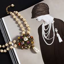 the history of chanel jewelry the