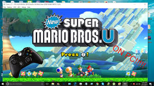 how to play any wii u game on pc for