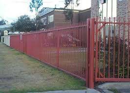 Easily Assembled Zinc Steel Fence Ornamental Tubular Steel Fence Panels For Sale Steel Tube Fence Manufacturer From China 109778074