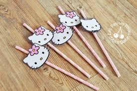 Anniversaire Hello Kitty La Deco Fiestas De Hello Kitty