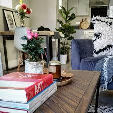 nottingham coffee table in metal pine