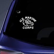 Dkisee Us Marine Corps Military Car Deca Buy Online In Albania At Desertcart
