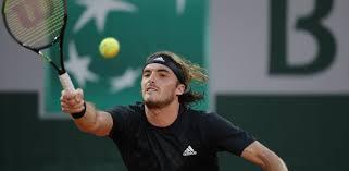 Live streaming Τσιτσιπάς - Μπέντενε στον γ' γύρο του Roland Garros