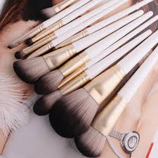 professional makeup brush set super