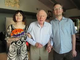 David E's Fablog » Norman Lloyd is 99