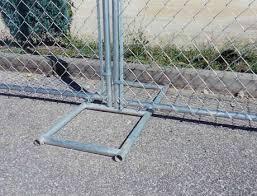 Aztec Rental Center Temporary Fence Rentals Houston Sugar Land Texas
