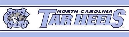 north carolina tarheels unc 5 1 4 tall