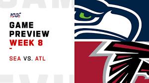 Seattle Seahawks vs Atlanta Falcons ...