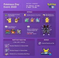 Hallo Trainer ??♀️ Am 27. Februar ist... - PokéZone Pokémon ...